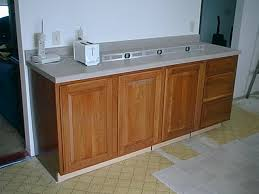 Install Kitchen Base Cabinets Kitchen Base Cabinet