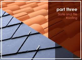 Tile Roofing Materials Ideal Roofing Materials For Every Home Part 3 Slate And Tile