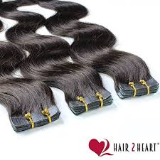 gg hair extensions 10 x 2 5g curly remy in on hair extensions skin weft 40 cm