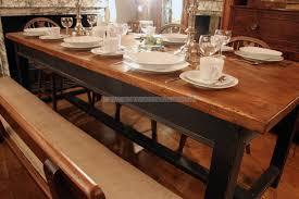 traditional country kitchen refectory table pine wilsonsyard com