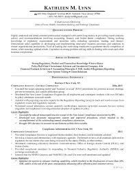 resume evaluation form compliance surveillance k lynn resume 4 22 15