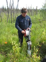Alaska Fires Permafrost by Permafrost Polar Field Services Field Notes
