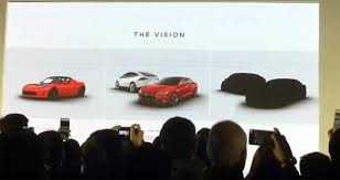 tesla rumors 2 electric cars to be unveiled in march electric