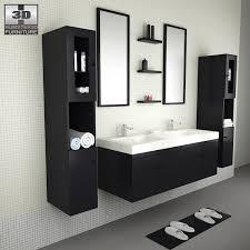 Bathroom Furniture Set Bathroom Furniture 08 Set By Humster3d 3docean