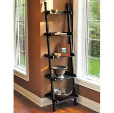 Kitchen Bookshelf Ideas by Furniture Free Standing Wooden Ladder Bookcase Ideas Nice And