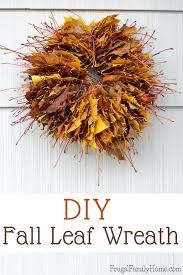 Simple Fall Crafts For Kids - cozy up your home with these 10 simple fall crafts the frugal