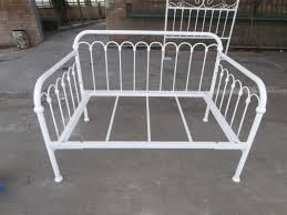 wrought iron crafts pty ltd are manufacturers of metal beds