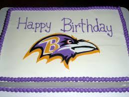 ravens birthday purple and black ravens edition pinterest