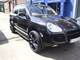 porsche cayenne 2005 turbo project cars porsche cayenne turbo 2005 with 23 alloy wheels