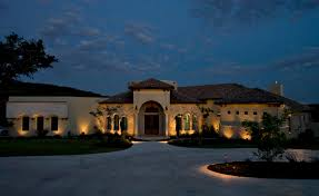 Landscape Lighting San Antonio Landscape Lighting Architectural Lighting Facade And Path