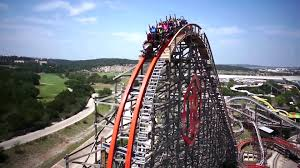 Texas travel irons images Six flags texas 39 iron rattler travel channel jpg