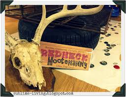 redneck home decor sublime living family redneck hootenanny party planning a night