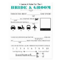 advice to and groom cards advice for cards greeting photo cards zazzle