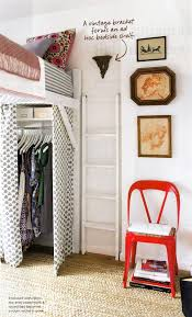 How To Make A Closet With Curtains 25 Brilliant Lifehacks For Your Tiny Closet