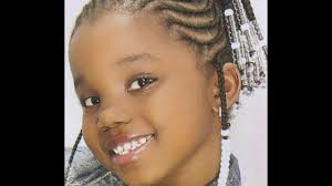 kids braided hairstyles cute hairstyles for little girls youtube