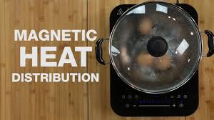 Magnetic Cooktop Midea America Midea Induction Cooktop Youtube
