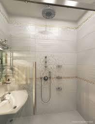 Slate Tile Bathroom Ideas Bathroom White Toilet Acrylic Shower Stall Fascinating Design In