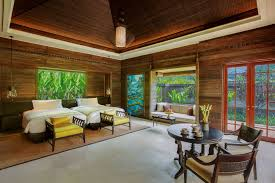 mandapa three bedroom pool villa in bali mandapa a ritz carlton