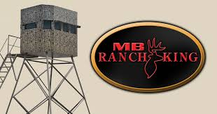 Scissor Lift Hunting Blind Mb Ranch King Blinds
