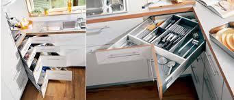 Kitchen Corner Drawer Cabinet DesignRulz - Kitchen cabinets corner drawers