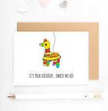 bday card for him boyfriend card naughty card