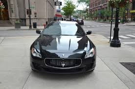 used maserati price 2014 maserati quattroporte gts gts stock m130 for sale near