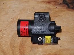 Streamlight Pistol Light Review Streamlight Tlr 4 Weapon Light And Laser Gunmart Blog