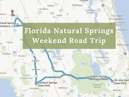Ocala Fl Map Here U0027s The Perfect Weekend Itinerary If You Love Exploring