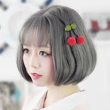 online get cheap korean short wigs for aliexpress com
