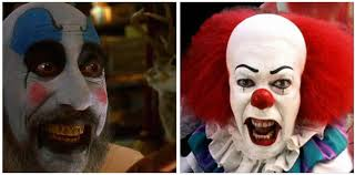 top creepy clowns birthday party anyone horror top 10 creepy clowns in and tv brain berries