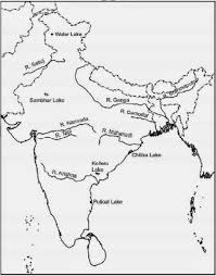ncert solutions for class 9th ch 3 drainage geography study rankers