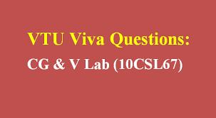design lab viva questions viva questions cg v lab 10csl67