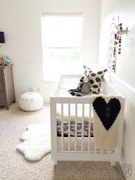 Modern Nursery Rug Simple Sweet Modern Baby Boy Nursery Get The Look Destination