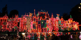 Light Up The World Video It U0027s A Small World Holiday Projection Show Lights Up The