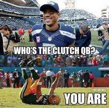 Russell Wilson Memes - 71 best lets go seahawks images on pinterest russell wilson