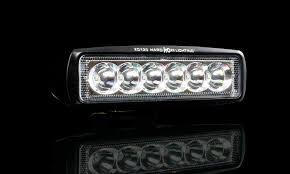led driving lights automotive xd series 18w slimline driving light xd120 hard korr usa