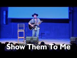Show Me Your Boobs Meme - show them to me rodney carrington youtube youtube