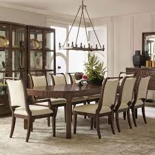 Bernhardt Dining Room Chairs Bernhardt Beverly Glen 9 Piece Dining Set With Fluting Detail