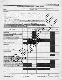 federal forms publications notices and letters