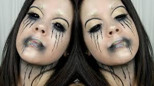 trucco facile per halloween easy makeup halloween youtube