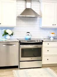 Wallpaper Backsplash Kitchen Vinyl Kitchen Backsplash Diy Backsplash Kit Frugal Backsplash