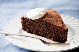 rich quinoa chocolate cake