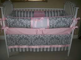 Jojo Design Crib Bedding Grey Paisley Crib Bedding Creative Ideas Of Baby Cribs