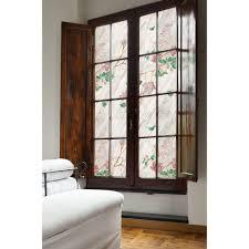 Window Decor Film Artscape 24 In X 36 In Wild Rose Window Film 01 0145 The Home
