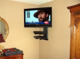 tv dans chambre tv dans la chambre en hauteur avec les appareils electroniques