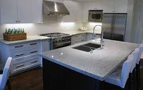 New River Cabinets River White Granite