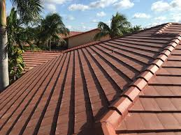 Barrel Tile Roof Roof Repairs U0026 New Roofs In Miami Large Tile Roof Replacement In