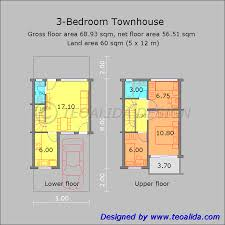 brilliant apartment floor plans designs philippines house map and