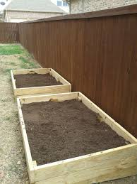 How To Build A Large Raised Garden Bed - build a garden box above ground home outdoor decoration