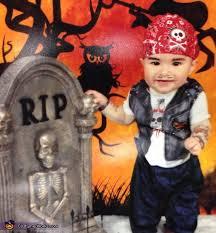 Halloween Costumes Biker Biker Baby Costume Diy
